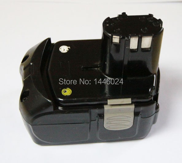 2*3AH 18V Power Tools battery For Hitachi G18DLP4 18Volt EBM1830 BCL1815