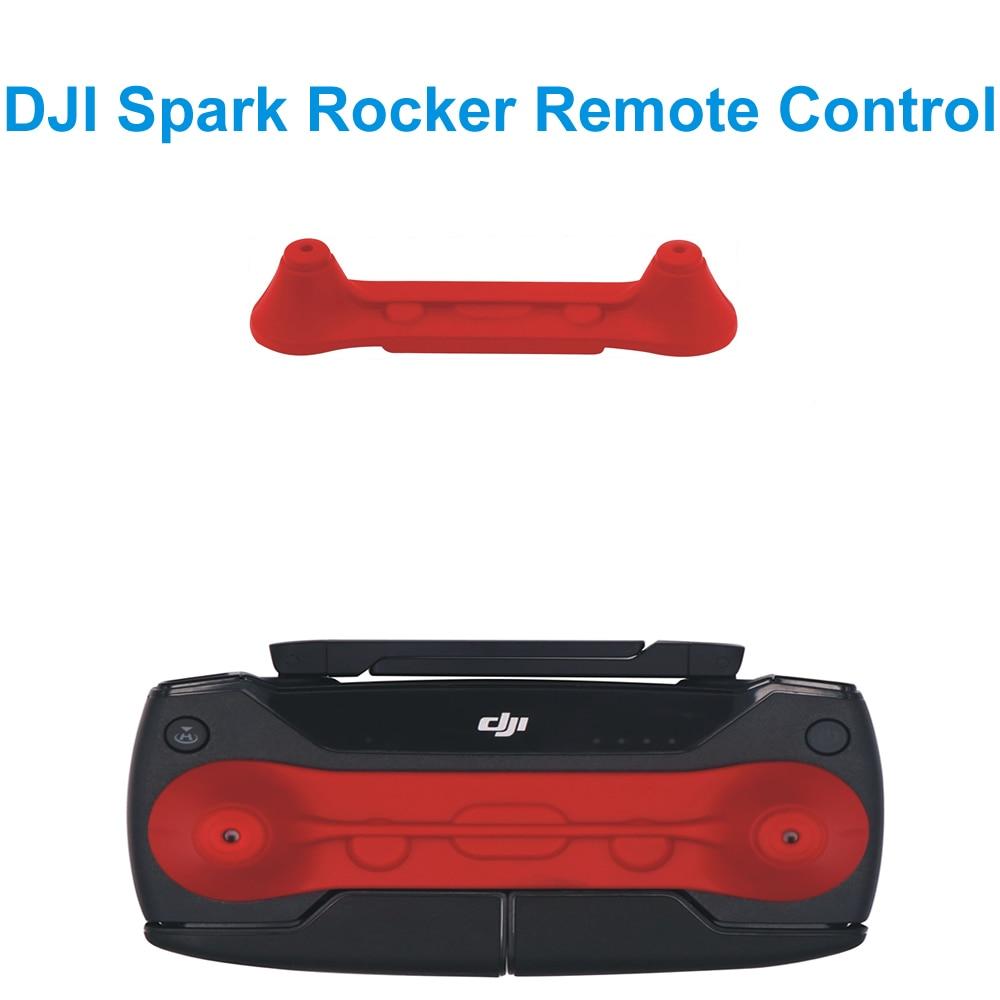 DJI Spark рокер дистанционного защита Дистанционное управление рокер защиты кронштейн для DJI искрозащиты Интимные аксессуары