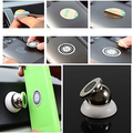 Car Cell Phone Magnetic Holder Dashboard Sticky Pad For Porsche 911 918 Cayenne Macan Panamera Cayman Carrera Boxster