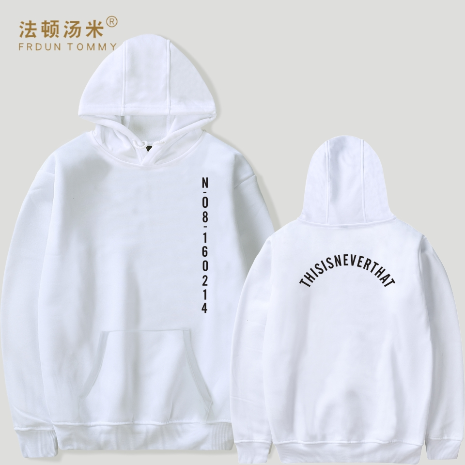 Frdun Tommy BTS Kpop Women Hoodies Sweatshirt Korean Hip Hop Bangtan Popular Hooded Sweatshirt Women Hoodies Casual Fans Clothe