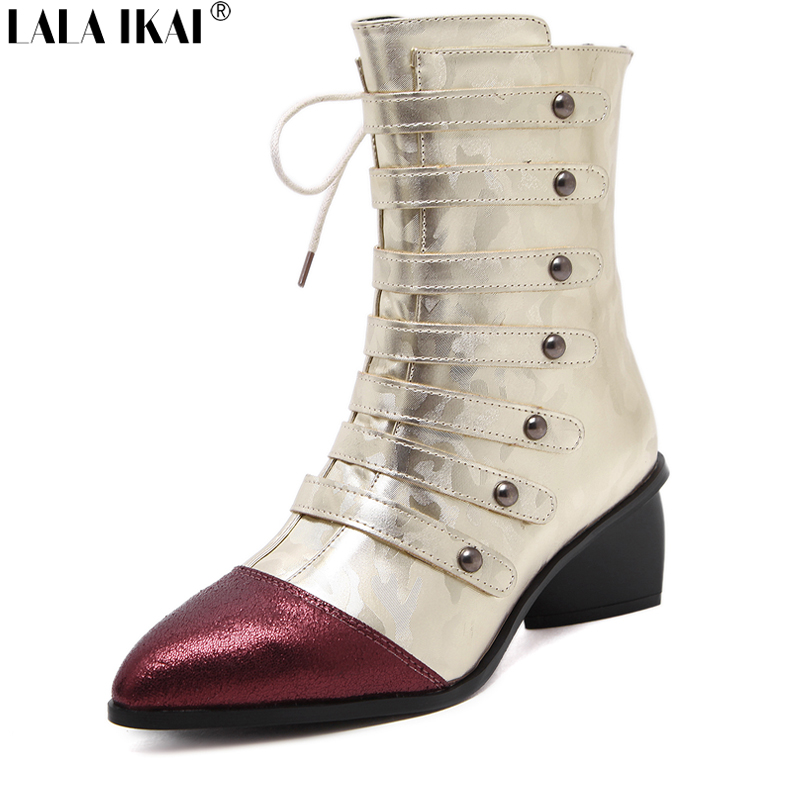 Online Get Cheap Women Gold Boots -Aliexpress.com | Alibaba Group