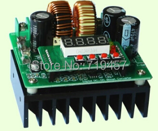 FREE SHIPPING Digitally controlled DC-DC DC-DC 400W constant current and constant voltageFREE SHIPPING Digitally controlled DC-DC DC-DC 400W constant current and constant voltage