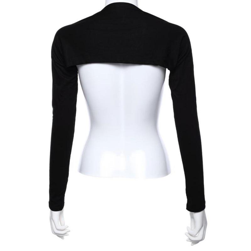 Nya Modal Hijab Muslim One Piece Ärmar Arm Cover Shrug Bolero Hayaa - Nationella kläder - Foto 1