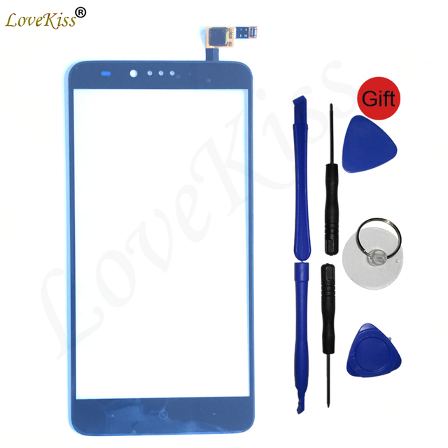 """6"""" Z981 Touchscreen Front Panel For ZTE Zmax Pro Z981 Touch Screen Sensor Digitizer LCD Display Outer Glass Cover TP Replacement"""