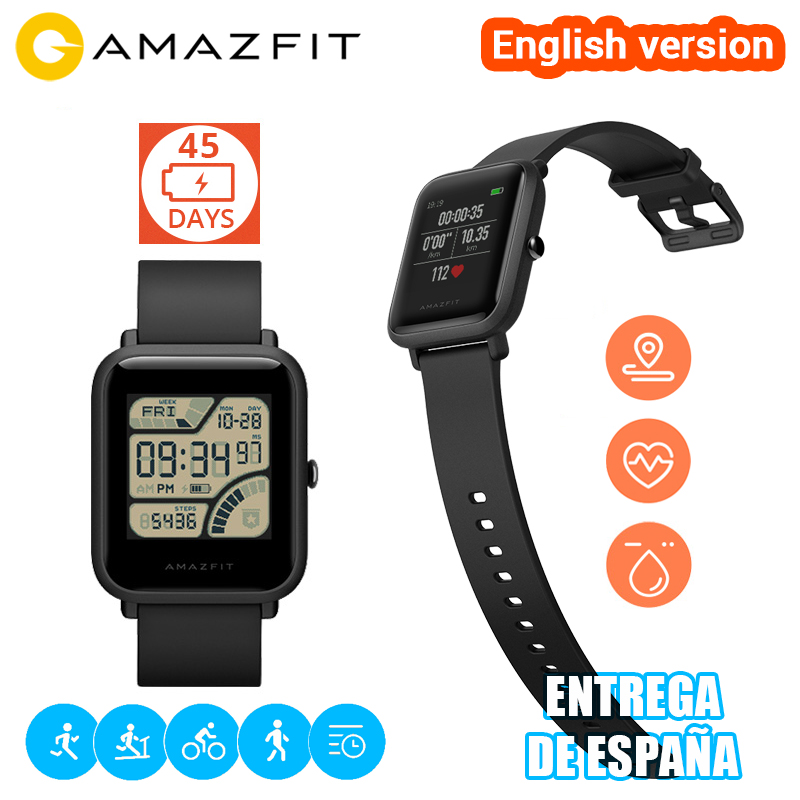 Amazfit Bip портал сайт