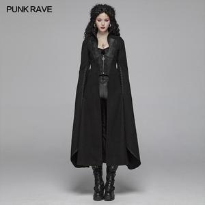 Najlepsza wartość Gothic Wełniane Płaszcze świetne oferty