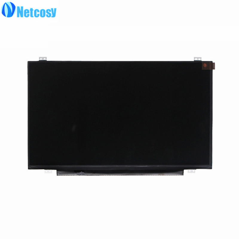 Netcosy HB140WX1-200 V4.0 14 40Pin LCD Display screen Replacement Laptop LCD Screen 14 0 lcd laptop screen boe hb140wx1 601 hb140wx1 led panel for new 14 wxga hd display matte