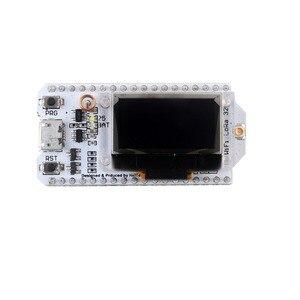 Image 3 - Макетная плата Lora, 0,96 дюйма, OLED, ESP32, SX1276, Wi Fi, Bluetooth, 868 МГц, Lora Kit, 32 модуля IOT (с штырьком для сварки)