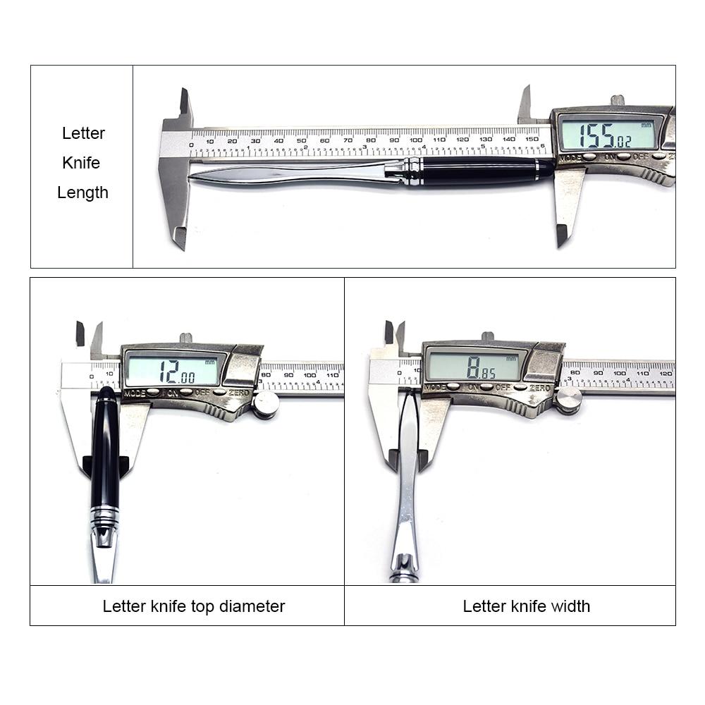 Office & School Supp. ... Cutting Supplies ... 32796082997 ... 2 ... Guoyi AA01 letter opener knife decorative pen paper cutter cutting office supplies stationery knife split file envelope ...