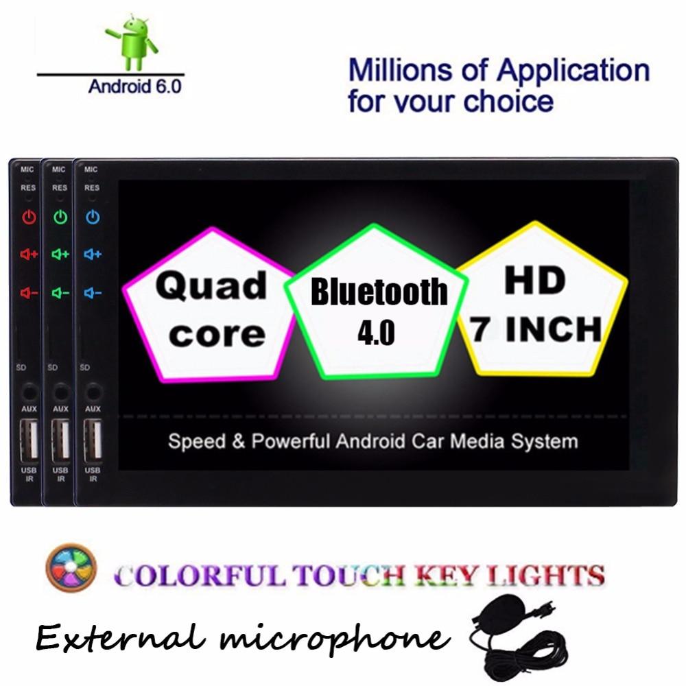 все цены на Eincar 2Din Touchscreen Bluetooth Handsfree Calling | 7 Inch LCD Monitor GPS Navigation USB/Mirco SD Card Slot AM/FM RDS Radio онлайн