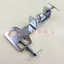 GOSO регулируемый металлический сплав регулируемые слесарные инструменты Softcover тип ключа практика блокировки тиски