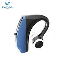 LYMOC Bezprzewodowa Bluetooth Słuchawki Sportowe Jazdy Pracy Słuchawki Douszne Słuchawki Z Redukcją Szumów MIC Słuchawki Zestaw Głośnomówiący dla Wszystkich Telefonu