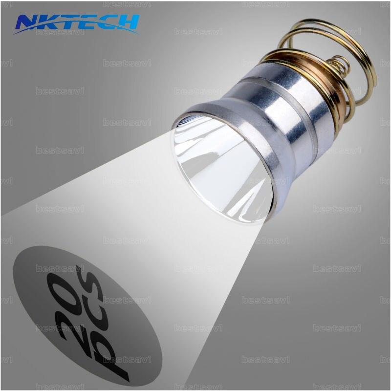 20pcs 1000 Lumens T6 LED Bulb  Flashlights Spare bulb 1Mode 3.7-8V for Surefire C2 Z2 P60 P61 6P 9P G3 S3 D2 Ultrafire 501B 502B доска для объявлений dz 1 2 j8b [6 ] jndx 8 s b