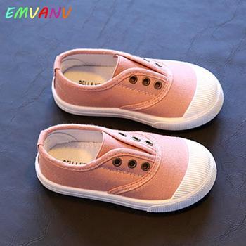 2017 Hot Sale Fashion Children canvas shoes Boy Girl Baby kids soft sole Shoes