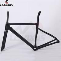 LEADXUS CLA550X Ultra Light Disc Brake Carbon Road Bicycle Frame T1000 Carbon Fiber Road Bike Frame 44/49/52/54/56/58cm