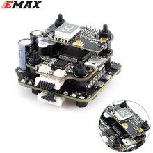 Emax Mini MAGNUM F4 Flight Controller+MPU6000 6S BLHELI 32BIT 35amp Capable ESC+Current Sensor All-in-One Stack zndiy bry crius all in one pro flight controller v2 0 lastest ver pirate mwc arduplaneng