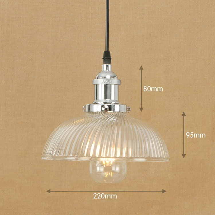 IWHD Glass LED Hanging Lamp Style Loft Pendant Lights Home Ligting Fixtures Hanglamp Iron Kitchen Bedroom Vintage Retro Light iwhd vintage hanging lamp led style loft vintage industrial lighting pendant lights creative kitchen retro light fixtures