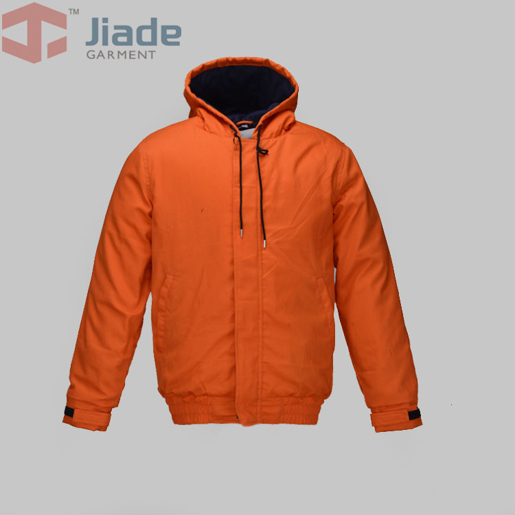 Jiade Men's Flame Resistant Lanyard Access Jacket  Work Jacket Flame Resistant Winter Jacket flame trees of thika