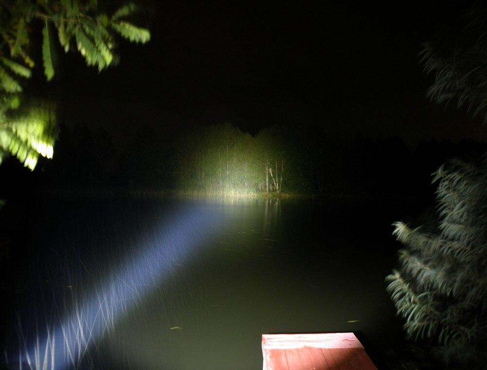 flashlight 18650