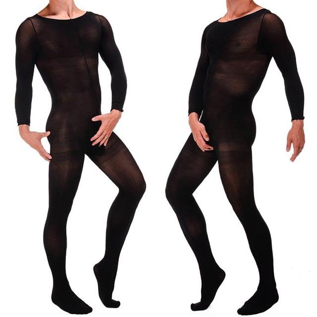 Masculino Kaidang Siamés medias ropa de terciopelo medias primer set/apertura JJ gruesas medias del cuerpo