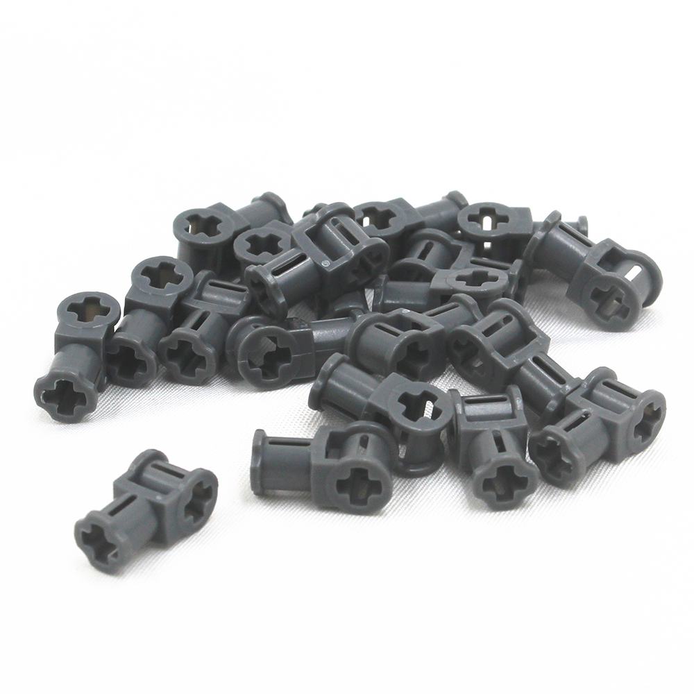 MOC Technic 20pcs Technic CATCH W. CROSS HOLE Compatible With Lego