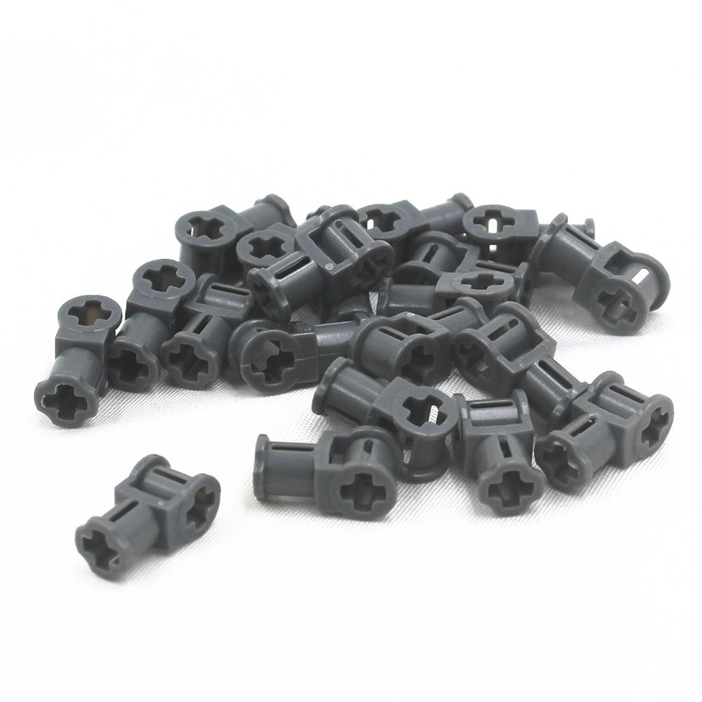MOC Technic 20pcs Technic CATCH W. CROSS HOLE Compatible With Lego
