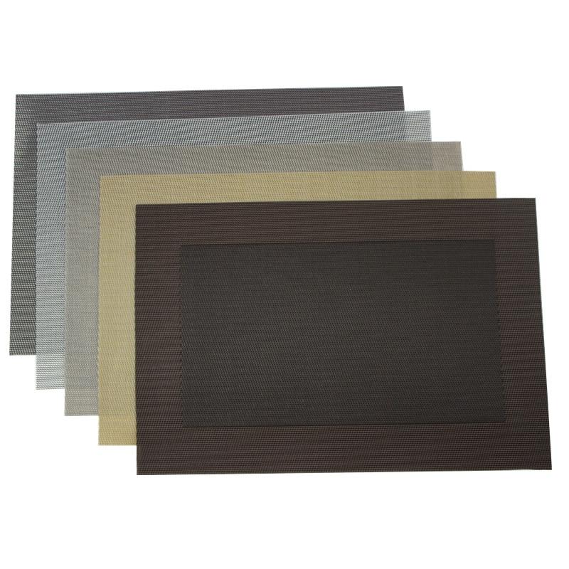 4Pcs/Lot PVC Waterproof Heat Resistant Table Placemats Kitchen ...