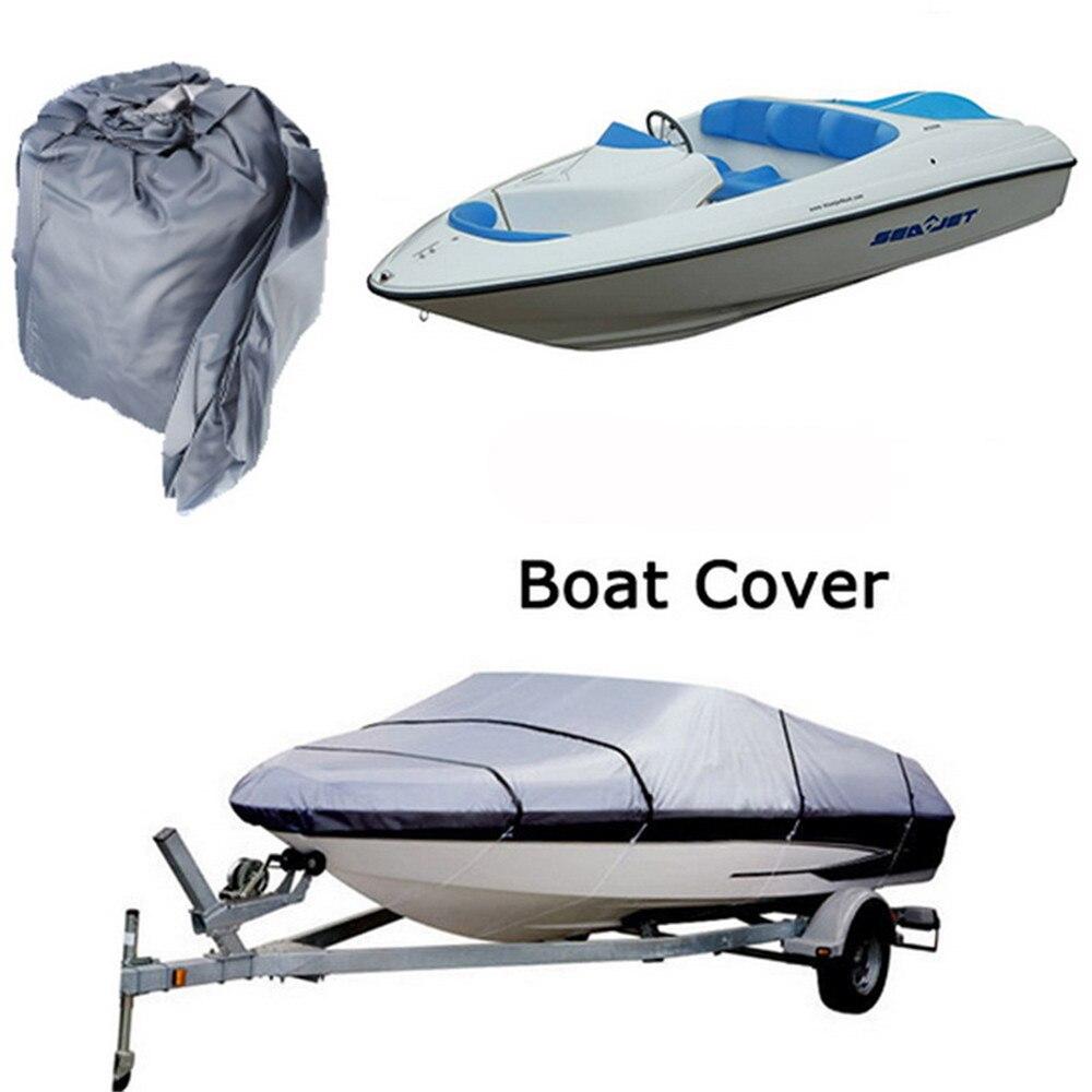 Couverture de bateau de vente chaude couverture de bateau de hors-bord couverture de bateau - 2