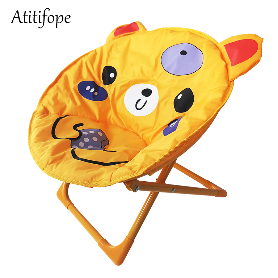 2019 Cute Animal Baby Sofa Support Seat children Learning To Sit Chair kids foladable chairs Camping Leisure Picnic Beach Chair