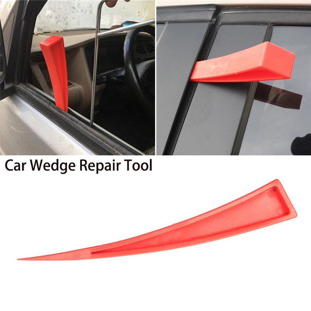Car Door Wedge Repair Tool Car Body Repair Tool Kit Special Car Door Wedge Door Accessory Clip Car Windows Wedge Auxiliary Tools