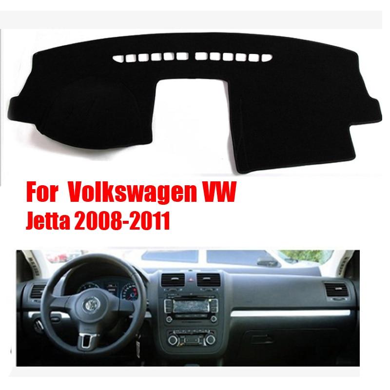Aliexpress.com : Buy RKAC Car dashboard covers for VOLKSWAGEN VW Old Jetta 2008 2011 years Left