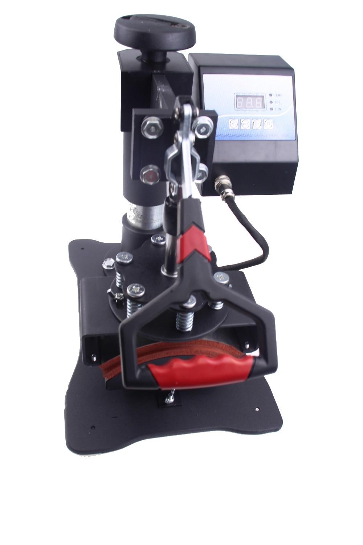 Free shipping Hat sublimation heat press machine DX-0901 Cap Heat Transfer Machine heat transfer machine hat printing machine