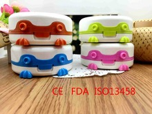 Contact Lens Cleaner cute Frog Contact Lenses wash tools  Color  Ultrasonic Automati Contact lens Washer clean Box For Eyes Care contact