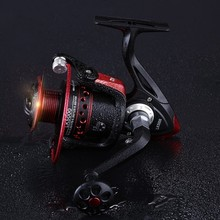Fishing Reels Spinning Reel 13bb Saltwater Lightweight Pesca Size 2000-7000 Wheel Coil Hot Sale