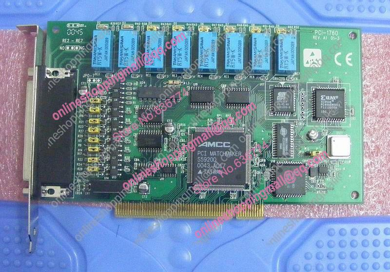 Industrial Board PCI-1760 A1 100% tested perfect quality