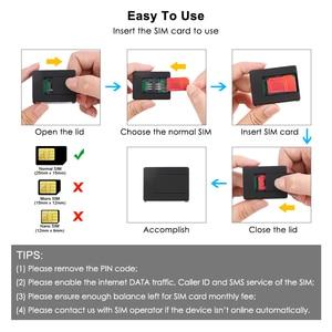 Image 4 - N9 GSM האזנה מכשיר אודיו קול צג הפעלת חיוג מעורר מיני GPS Tracker מעקב מערכת 12 15 ימים המתנה זמן