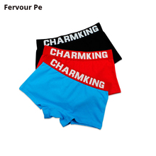 Fervour pe Women Ultra Soft Boyshort Female Boxer Femme Underpants Briefs Walk Out Fitness Underwear Hot Panties A19109