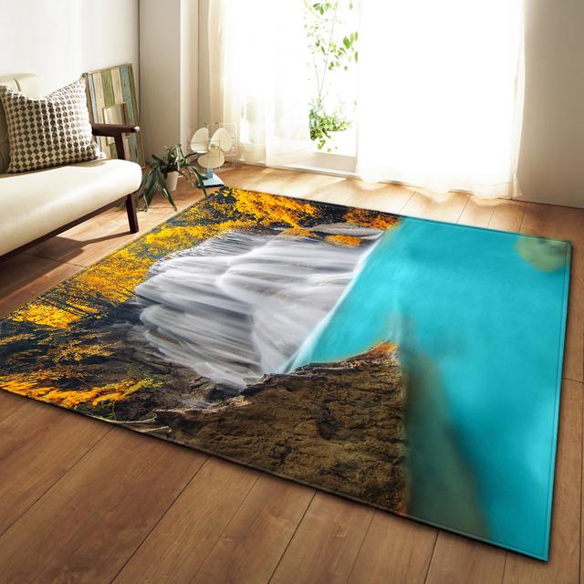3D Style rug