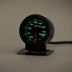"""Авто 2 """"52 мм 7 цветов светодиодный датчик температуры воды с датчиком температуры воды датчик AD-GA52WTA"""