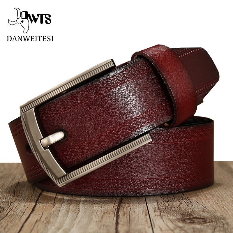 2019Belts for Men Handmade Genuine Leather 100/% Leather Classic and Fashion Belt