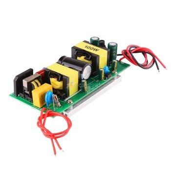 100 W LED sterownik prądu stałego zasilania dla 100 wysokiej mocy o mocy LED światła lampy żarówki AC85V-265V do DC 30 V-36 V