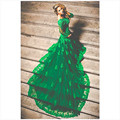 great gatsby dress 2016 elegant long sleeves green mermaid wedding dresses new wedding guest dresses