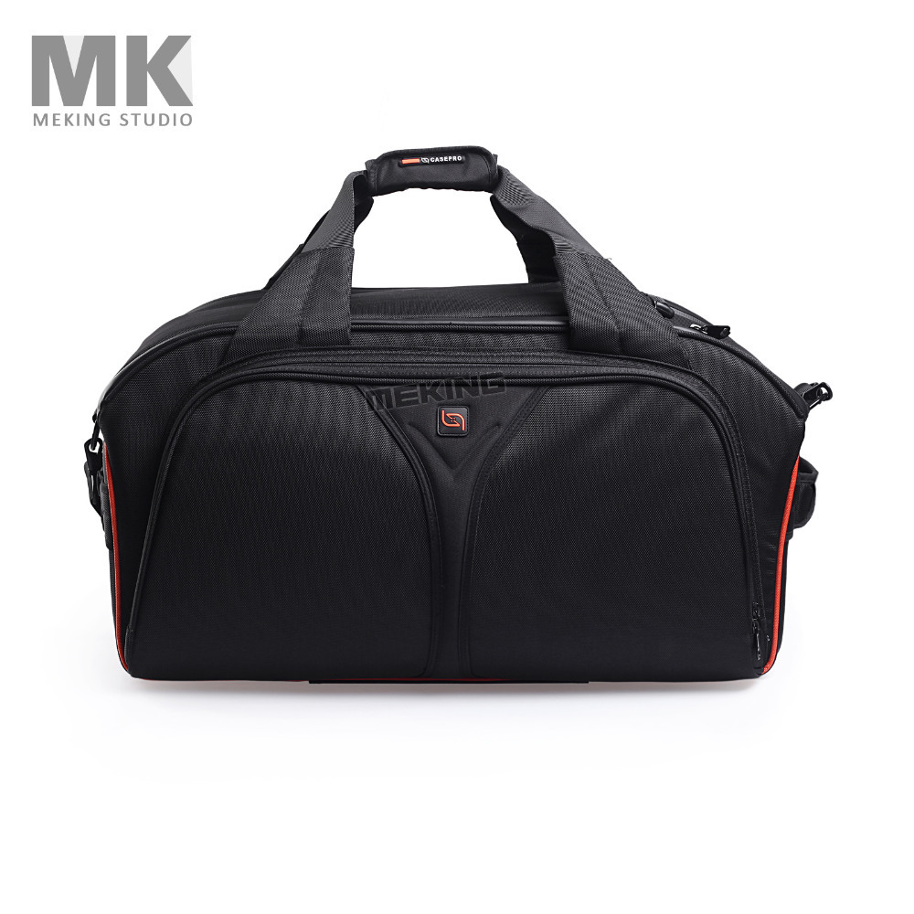 CASEPRO Водонепроницаемый сумка VCR DSLR Камера защитная сумка Heavy Duty Прочный корпус Bodyguard541 для Nikon Canon sony Pentax