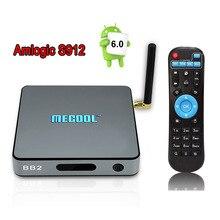 RAM 2GB ROM 16GB MECOOL BB2 Android TV Box Amlogic S912 64 bit Octa Core 2