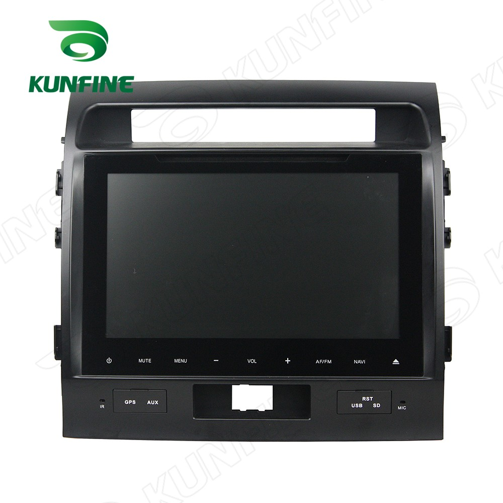 Car dvd GPS Navigation playerfor TOYOTA  Land Cruiser 2016 A