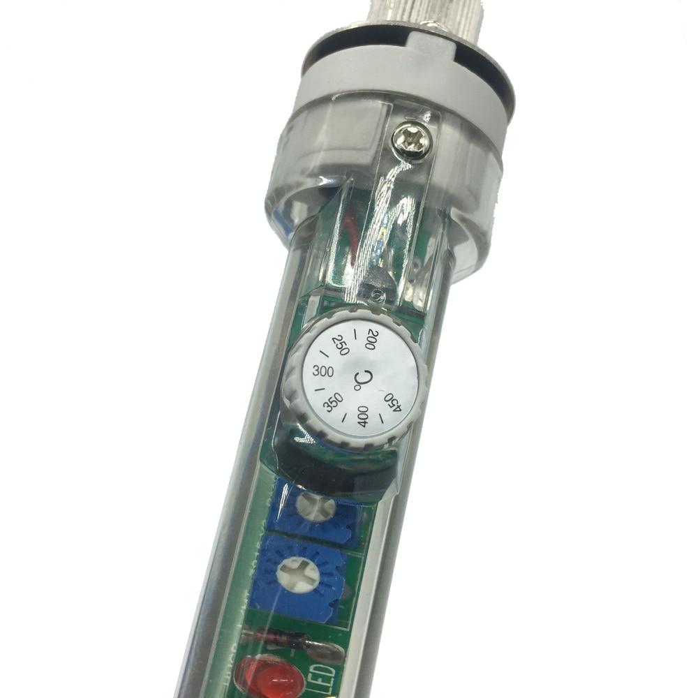 GJ 907 EU Nastavitelná konstantní teplota Bezolovnatý Elektrický - Svářecí technika - Fotografie 3