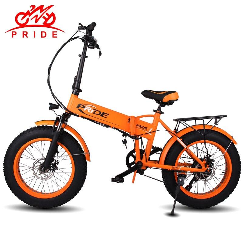 Bicicleta elétrica 48V12. 5A 20 Elétrico