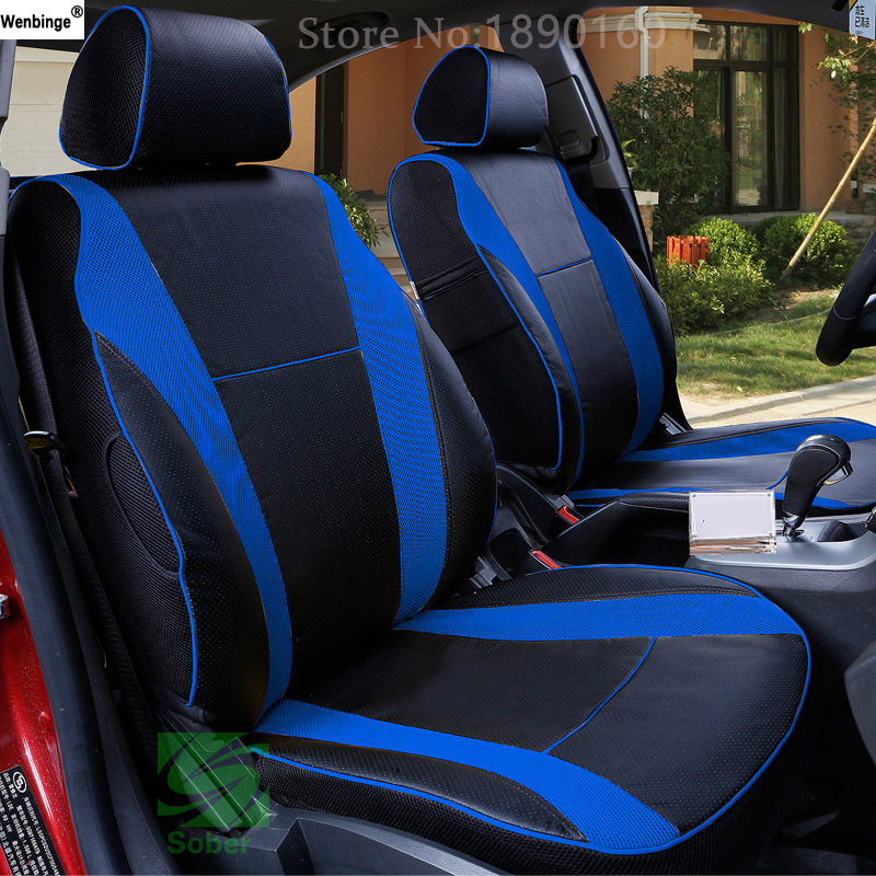 Sticker For Range Rover Sport Transparent Promotion Tpu: Wenbinge Special Leather Car Seat Covers For Chrysler 300C