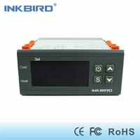 Inkbird Dual Stage 12V Digital Temperature Controller Fahrenheit Thermostat