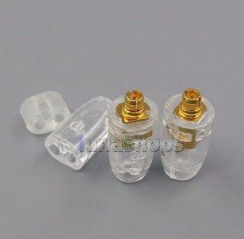 LN005936 New Type MMCX Earphone Pins Splitter Set for Shure SE846 SE535 SE425 SE315 UE900 etc.